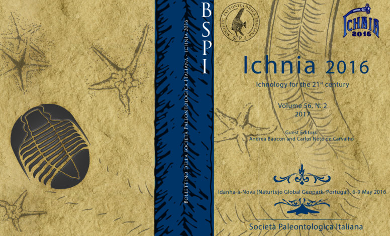 Ichnia Special Volume Cover Art