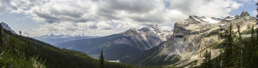 Yoho National Park, Rocky Mountains (Alberta)