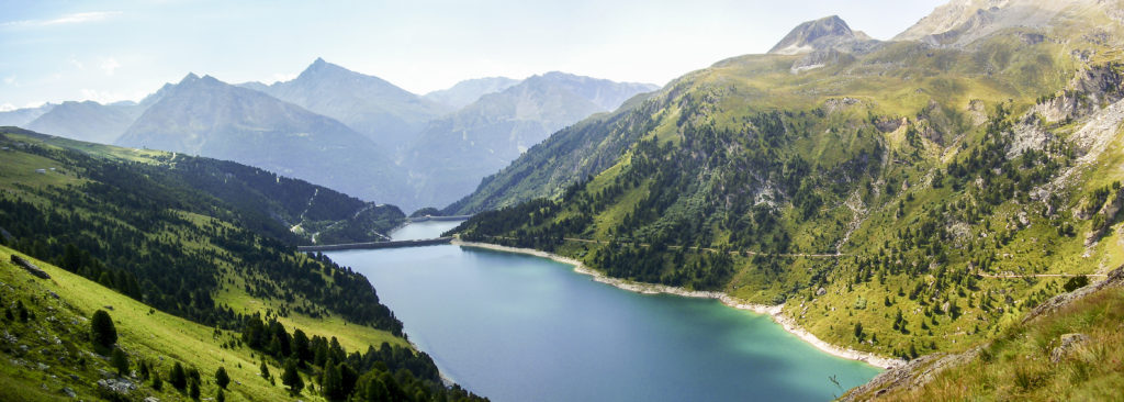 Aussois: i laghi di Plan d